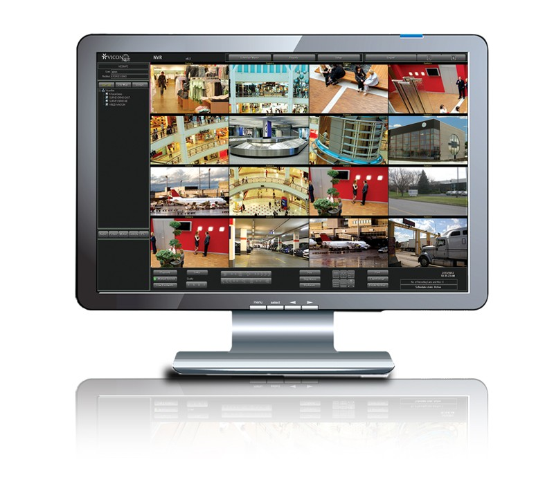 ViconNet video management software (VMS)