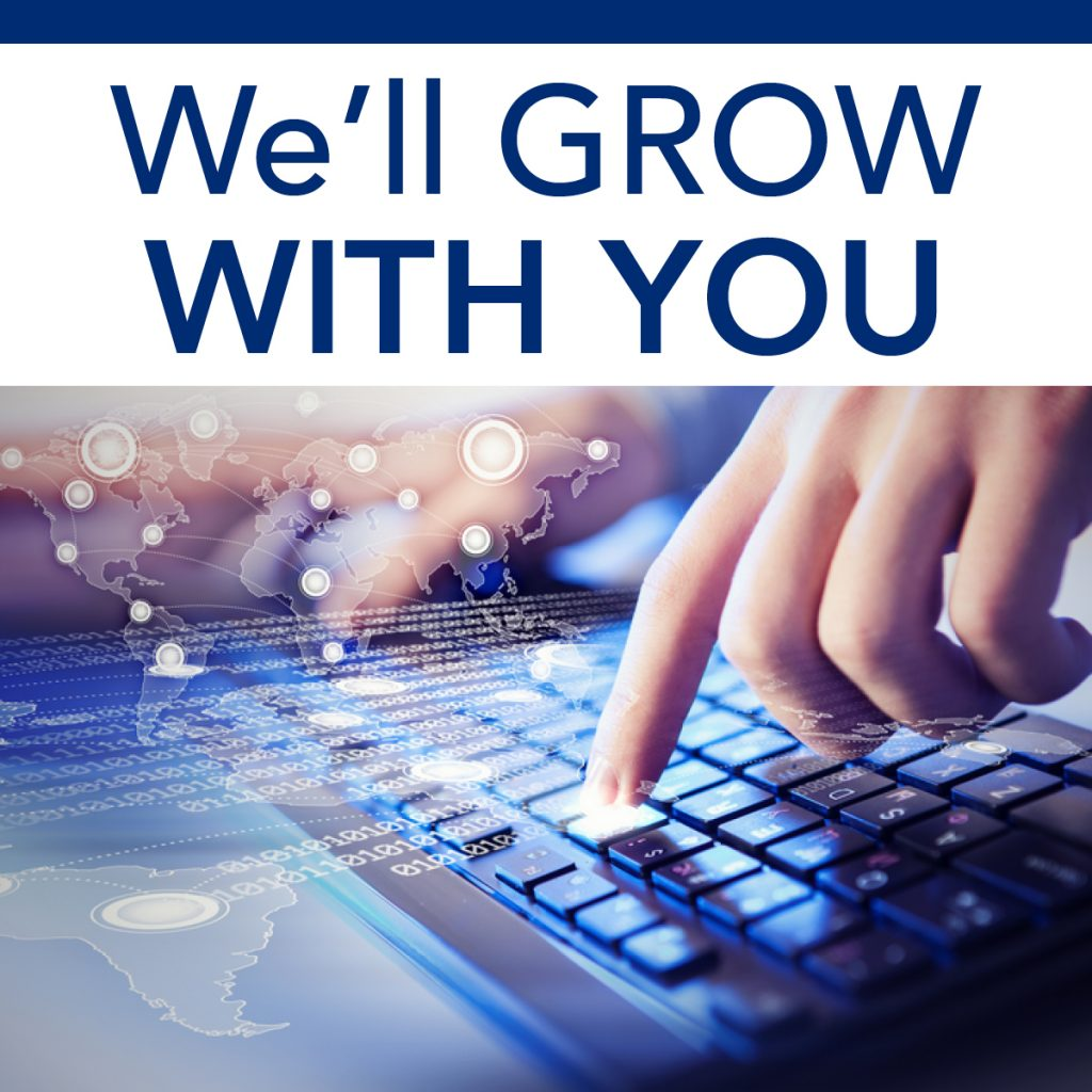 Vicon Security will grow with you for your VMS needs.