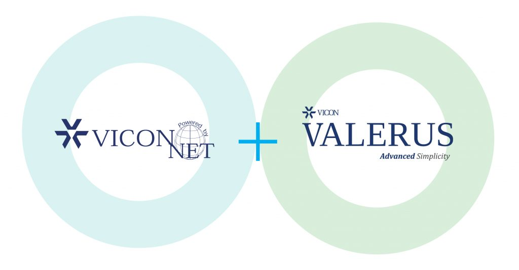 ViconNet and Valerus migration for advanced simplicity.