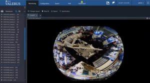 Valerus 360 pan and zoom options.