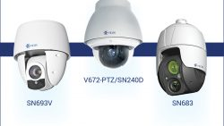 Vicon Introduces a New Line-Up of PTZ Dome Cameras
