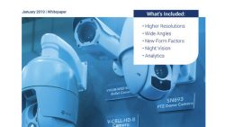 "Vicon Releases White Paper ""Making Sense of Today's Security Camera Options"""
